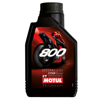 Motul 800 2T Mischöl 1L Road Racing RESONANCE PiPe Empfehlung