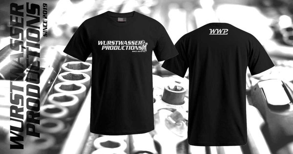 Wurstwasser Production T-Shirt Version 3